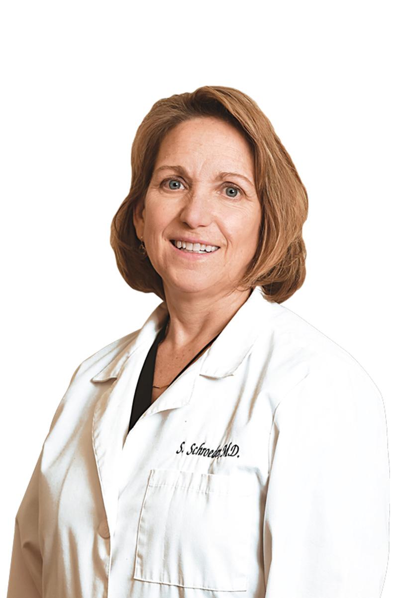 Dr. Sarah Schroeder