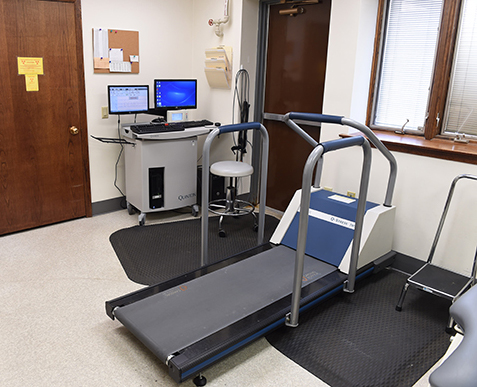 Stress Test Laboratory at Cardiology Associates of Altoona