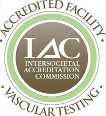 Vascular Testing Accredited Facility